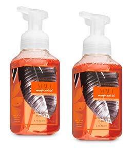 Bath & Body Works - Bath and Body Works 2 Pack Maui Mango Mai Tai Gentle Foaming Hand Soap 8.75 Oz.