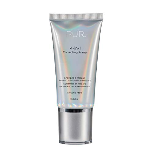 PÜR - PÜR 4-in-1 Correcting Primer Energize & Rescue, 1 Fluid Ounce