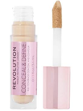 Makeup Revolution - Makeup Revolution Conceal & Define Full Coverage Conceal & Contour C6