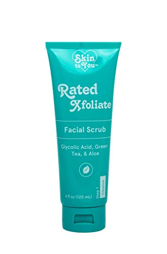 Skin to You Rated X-foliate, Facial Scrub