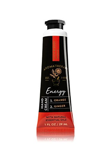 Bath & Body Works - Bath & Body Works Shea Butter Hand Cream Energy Orange Ginger