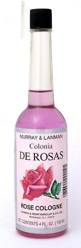 Murray & Lanman - Murray & Lanman Rose Cologne 4 Fl Oz