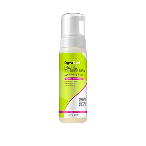 DevaCurl - Frizz-Free Volumizing Texture Foam