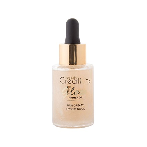 Beauty Creations - Beauty Creations Glow Primer Oil (Non-Greasy, Hydrating Oil)