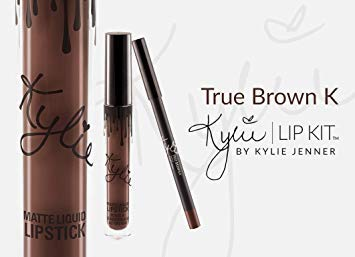 null - Kylie Jenner Lip Gloss Matte True Brown K Lipstick