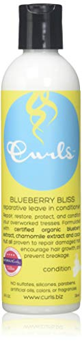 Curls - Blueberry Bliss Reparative Leave-In Conditioner