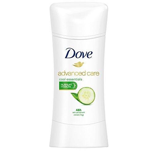 Dove - Dove Advanced Care Anti-Perspirant Deodorant, Cool Essentials 2.60 oz (Pack of 10)
