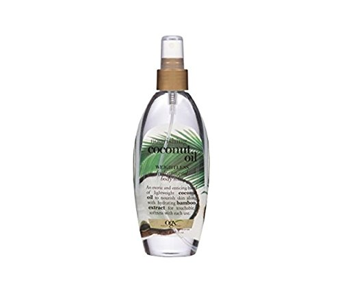 OGX - OGX Nourishing Coconut Oil Weightless Hydrating Oil Body Mist - 6.8 oz