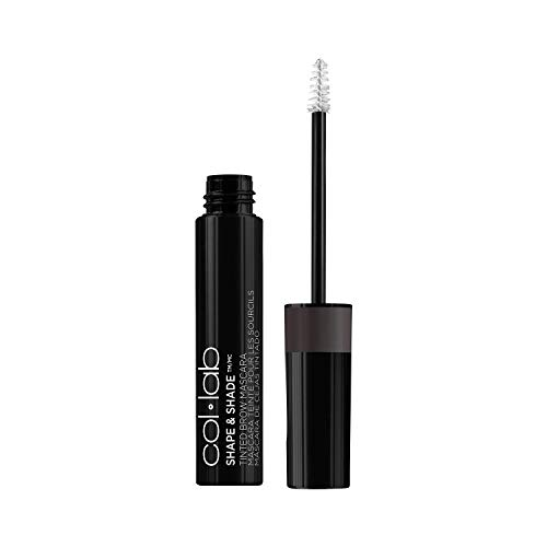 COL-LAB - Shape & Shade Tinted Brow Mascara - Dark Brunette