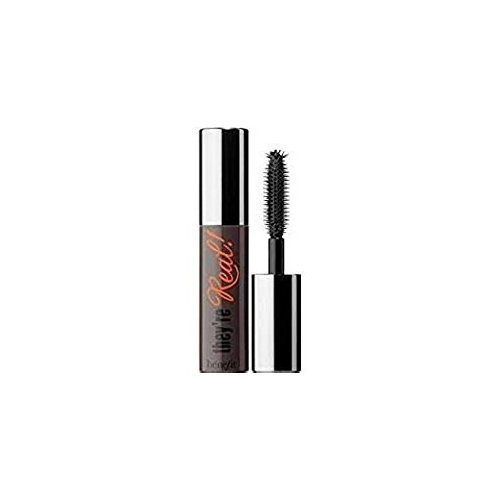 Benefit Cosmetics - Benefit They're Real Mascara (Brown color) - Deluxe Travel Size, 0.1 oz