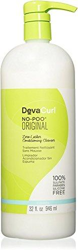 DevaCurl - DevaCurl No Poo, Conditioning Cleanser 32 oz