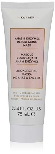 Korres - Pomegranate Ahas & Enzyme Resurfacing Mask