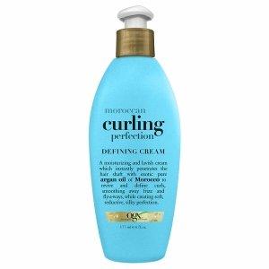 OGX - OGX - Moroccan Curling Perfection Defining Cream - 6 fl oz