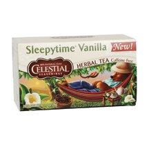 null - Celestial Seasonings Tea Herb Slpytime Vanla
