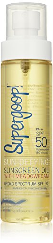 Supergoop! - Sun-defying Sunscreen Oil With Meadowfoam Spf 50