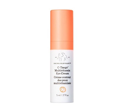 Drunk Elephant - Drunk Elephant C-Tango Multivitamin Eye Cream - 0.17 oz./5ml Mini