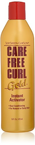 SoftSheen-Carson - Care Free Curl Gold Instant Activator