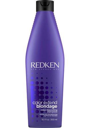 REDKEN - Redken Color Extend Blondage Color Depositing Purple Shampoo 10oz