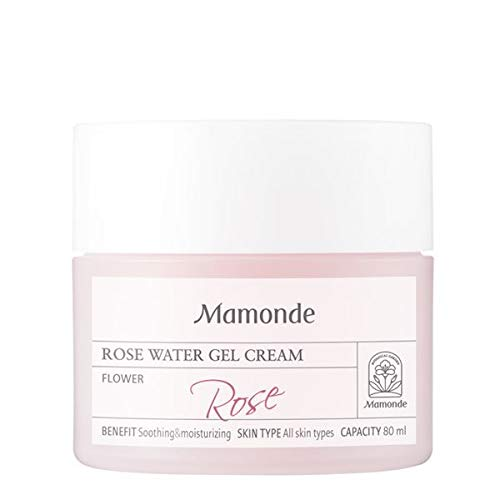 Mamonde - Rose Water Gel Cream
