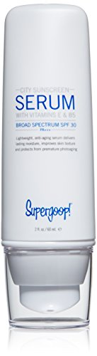 Supergoop! - Supergoop! SPF 30 Anti-Aging City Sunscreen Serum, 2.0 fl. oz.