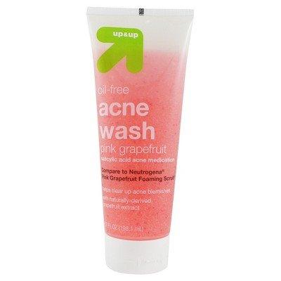 up up - Acne Wash Pink Grapefruit 6.7 oz