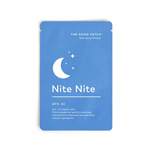 The Good Patch by la Mend - Nite Nite Patch: Transdermal Patch