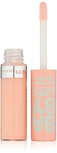 Maybelline New York - BABY LIPS Moisturizing Lip Gloss #35 Life's A Peach 0.18 Fluid Ounce