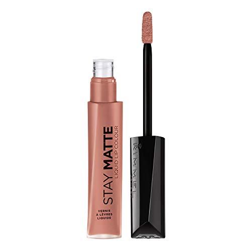 Rimmel - Rimmel Stay Matte Lip Liquid, Moca, 0.21 Fluid Ounce