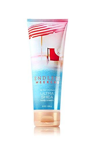 Bath & Body Works - Bath & Body Works Endless Weekend Ultra Shea Body Cream, 8 oz
