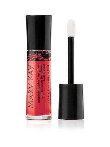 Mary Kay - Mary Kay NouriShine Plus Lip Gloss Rock 'n Red