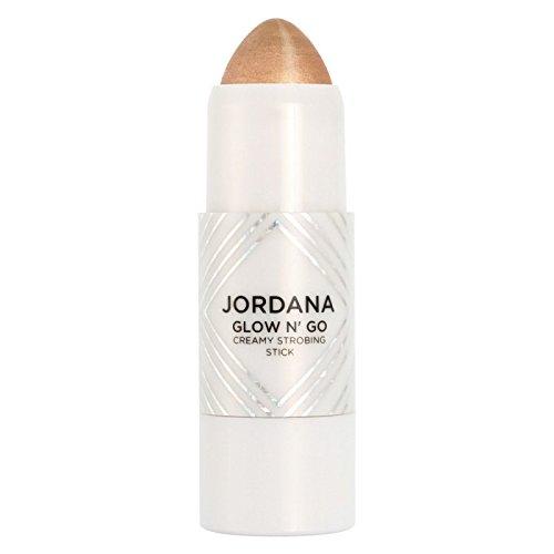 Jordana - Glow N' Go Creamy Strobing Stick, Bronze Glow