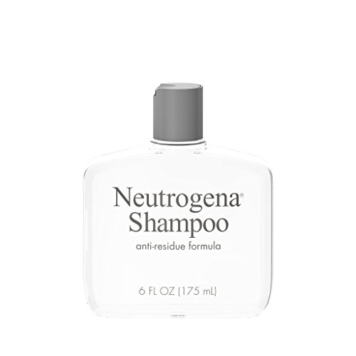 Neutrogena - Neutrogena Anti-Residue Shampoo, Gentle Non-Irritating Clarifying Shampoo to Remove Hair Build-Up & Residue, 6 fl. oz