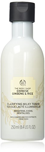 The Body Shop - The Body Shop Chinese Ginseng & Rice Clarifying Milky Toner, 8.45 Fluid Ounce