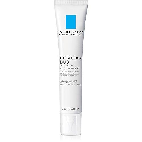 La Roche-Posay - La Roche-Posay Effaclar Duo Acne Treatment with Benzoyl Peroxide, 1.35 Fl. Oz.