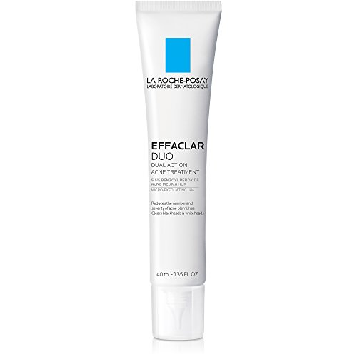 La Roche-Posay - La Roche-Posay Effaclar Duo Acne Treatment with Benzoyl Peroxide, 1.35 Fl. Oz.