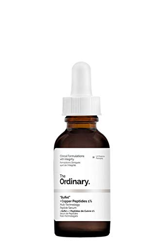 The Ordinary - Buffet + Copper Peptides 1%