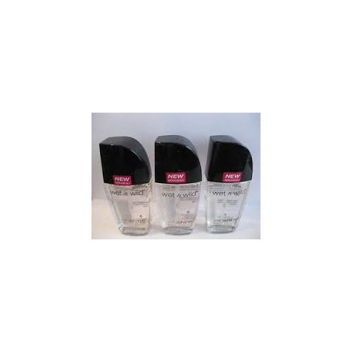 Wet 'n Wild - Wet N Wild WILDSHINE Clear Nail Protector 450B (Pack of 3)