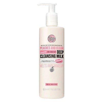 Soap & Glory Peaches & Clean Deep Cleansing Milk