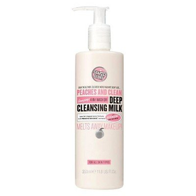 Soap & Glory - Peaches & Clean Deep Cleansing Milk