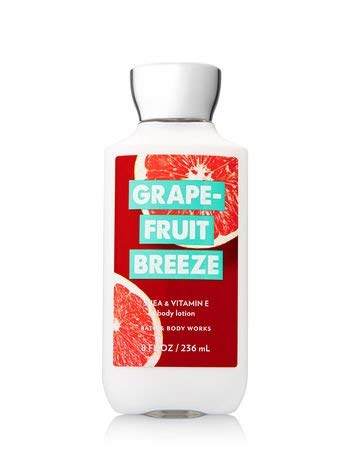 Bath and Body Works  - Grapefruit Breeze Lotion