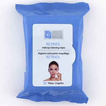 DollarItemDirect - FACIAL MAKEUP CLEANSING WIPES 30 CT RETINOL, Case Pack of 24