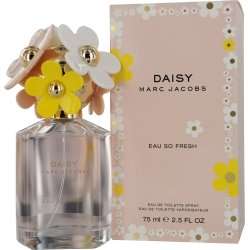 Marc Jacobs - Marc Jacobs Daisy Eau So Fresh Eau de Toilette Spray for Women, 2.5 Fluid Ounce