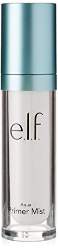 e.l.f. Cosmetics - Elf Cosmetics 57028 Aqua Beauty Primer Mist Clear, 3.5 Ounce