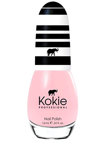Kokie Professional - Kokie Professional Nail Polish In The Shade Fresh Picked! With A User-Friendly Slender Brush, Ensuring Each Application Is Perfectly Effortless! Up To Five Days Of Wear!