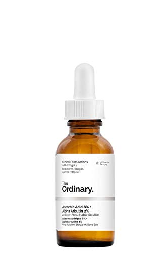The Ordinary - The Ordinary Ascorbic Acid 8% + Alpha Arbutin 2%