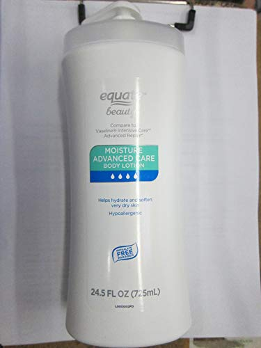 Equate Beauty - Equate Beauty Moisture Advanced Care Body Lotion, 24.5 fl oz (Pack of 2)