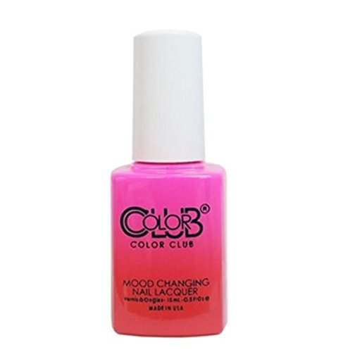 Color Club Color Club Mood Changing Nail Lacquer - Flower Child - 15 mL/0.5 fl oz