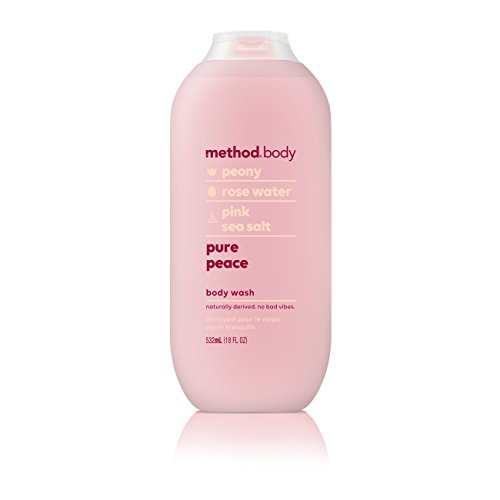 Method Body Wash, Pure Peace