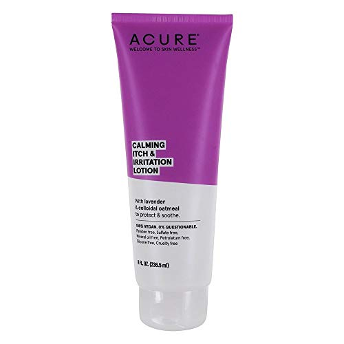 Acure - Acure Calming Itch & Irritation Lotion, 8 Ounce