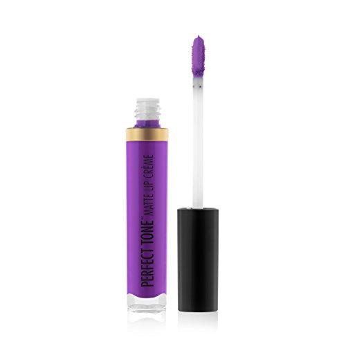 Black Radiance - Black Radiance Perfect Tone Matte Lip Crème - Living in Violet